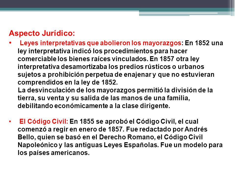 Aspecto Jurídico: