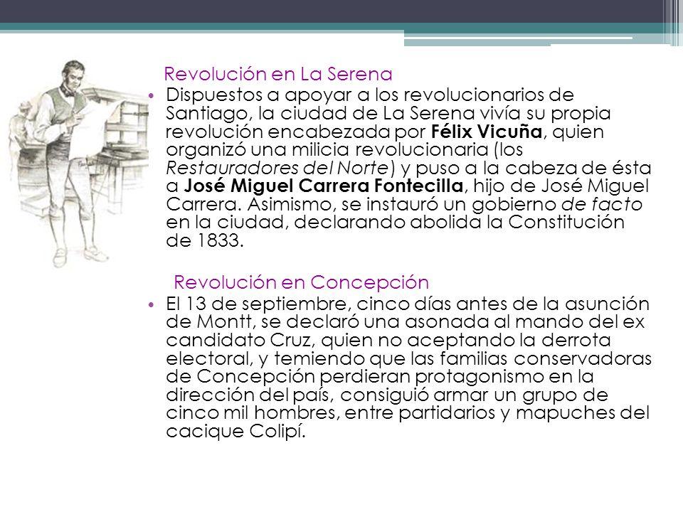 Revolución en Concepción