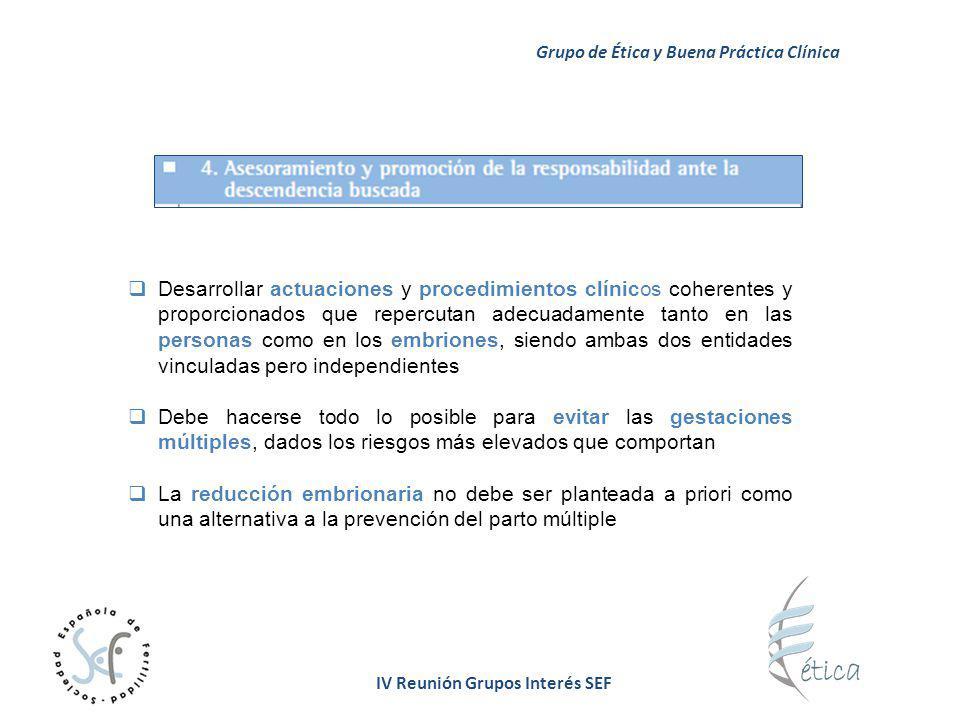 Grupo de Ética y Buena Práctica Clínica