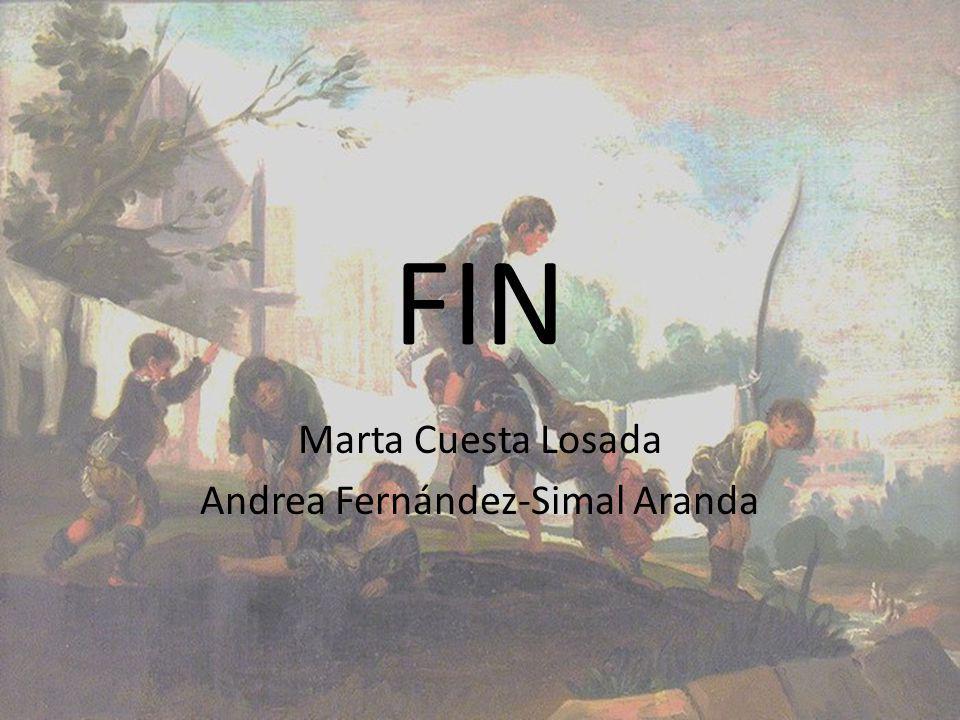 Marta Cuesta Losada Andrea Fernández-Simal Aranda