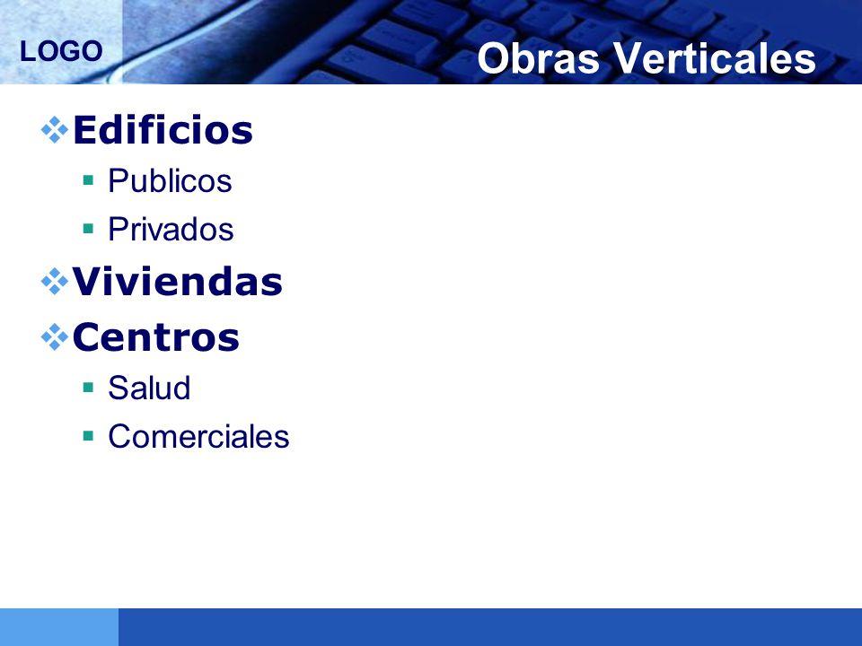Obras Verticales Edificios Viviendas Centros Publicos Privados Salud