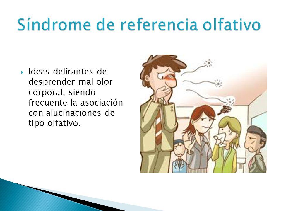 Síndrome de referencia olfativo