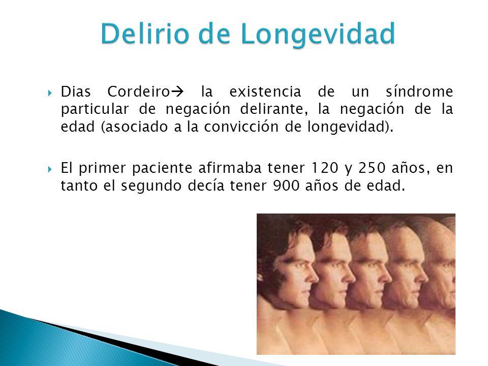 Delirio de Longevidad