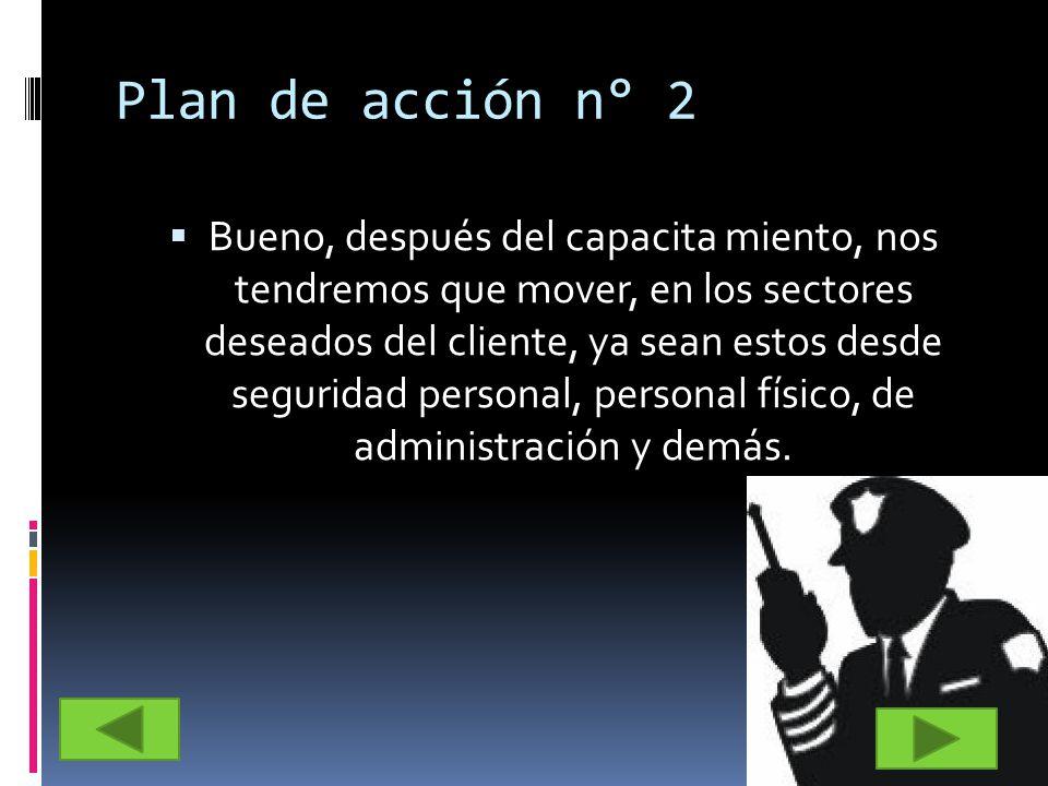 Plan de acción n° 2