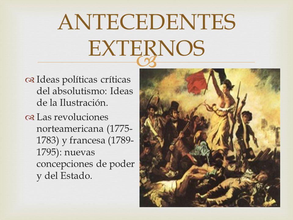 ANTECEDENTES EXTERNOS
