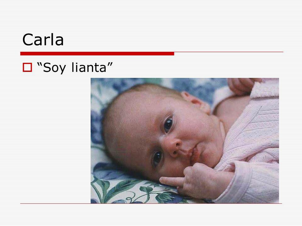 Carla Soy lianta