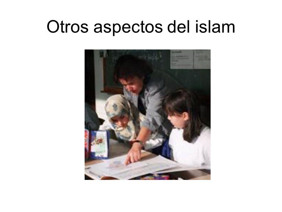 Otros aspectos del islam