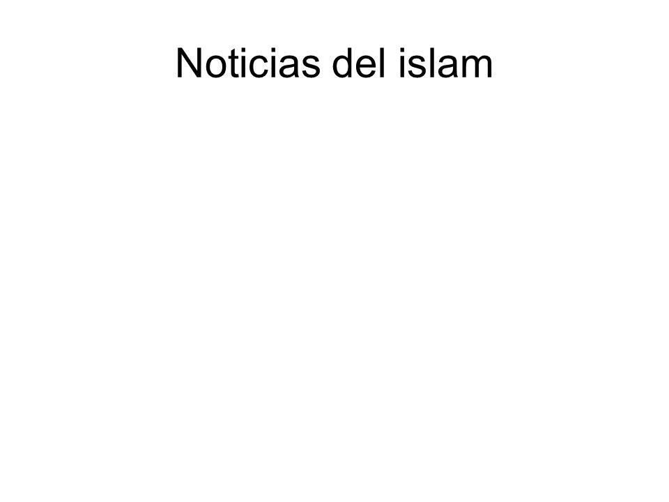 Noticias del islam