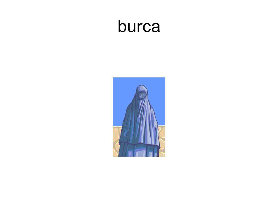 burca
