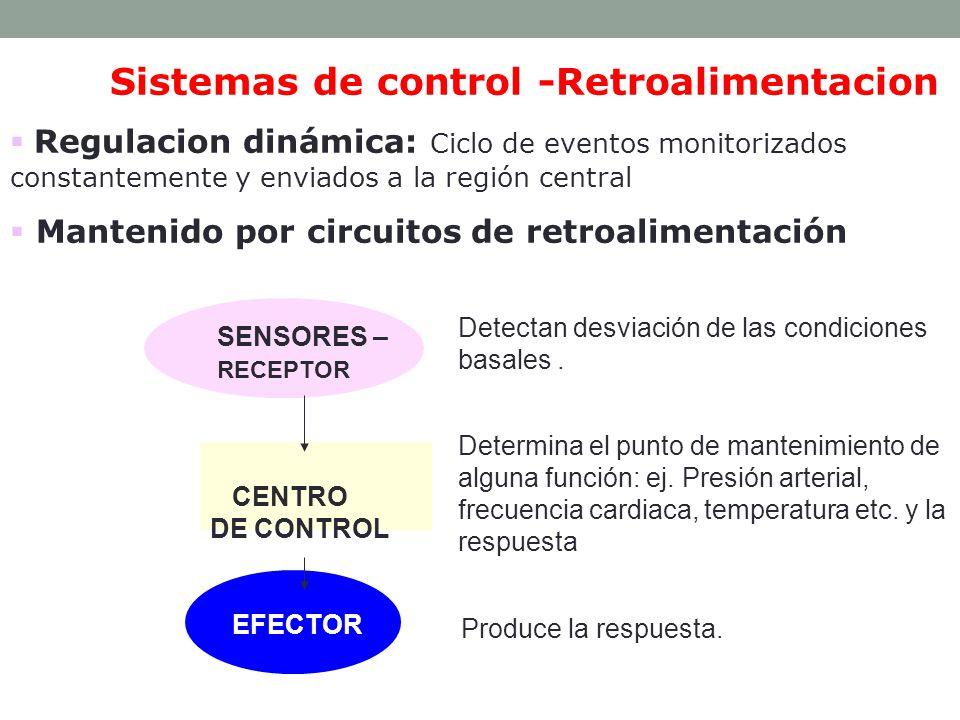 Sistemas de control -Retroalimentacion