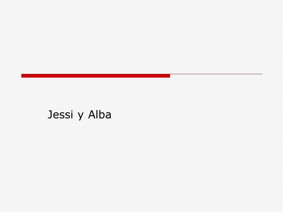 Jessi y Alba