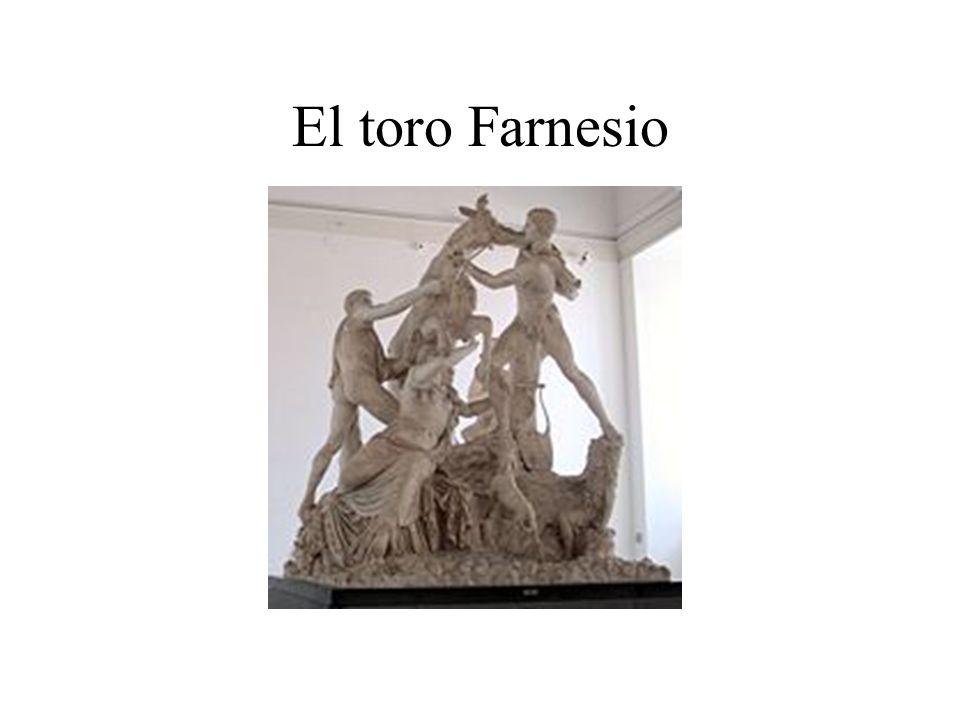 El toro Farnesio