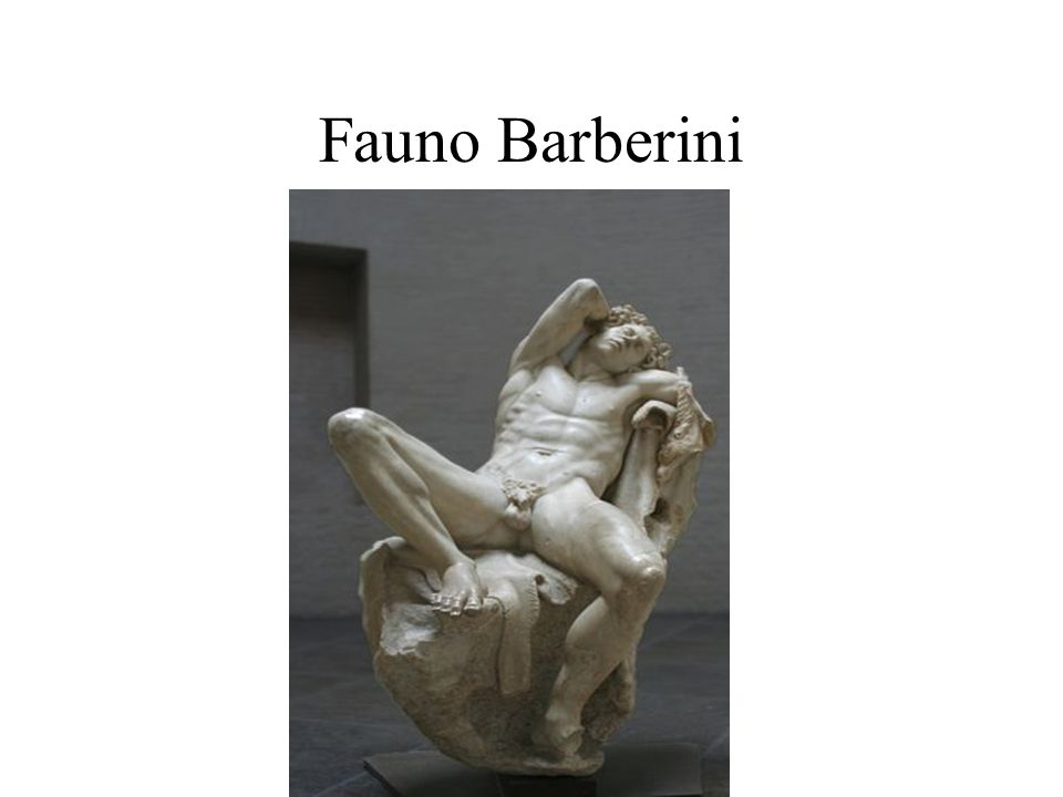 Fauno Barberini