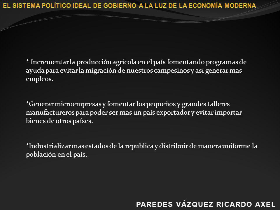 PAREDES VÁZQUEZ RICARDO AXEL