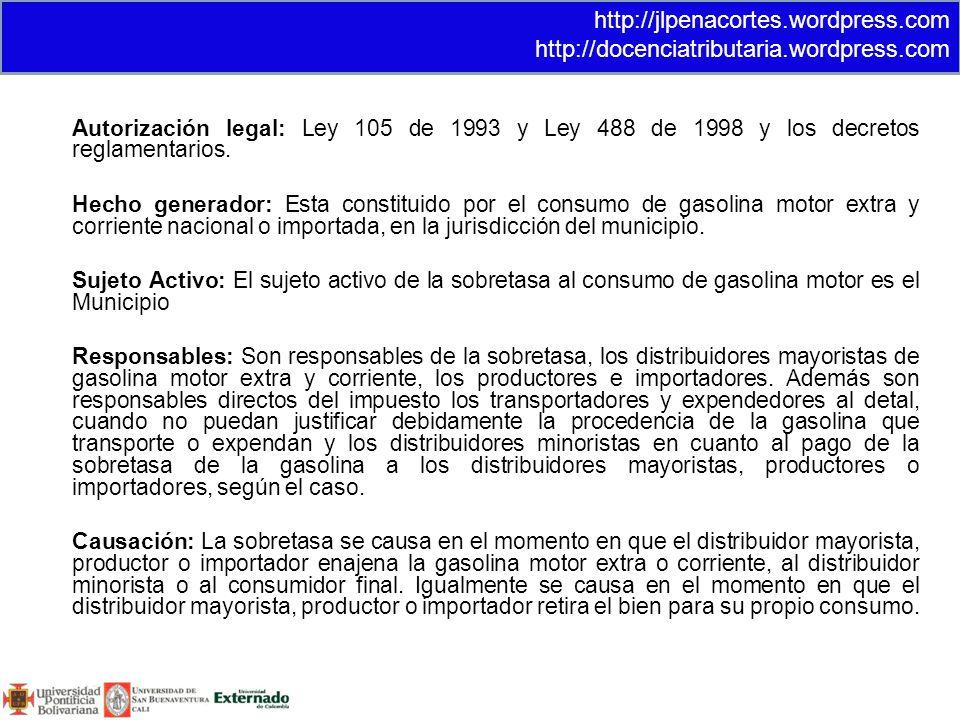 http://jlpenacortes.wordpress.com http://docenciatributaria.wordpress.com.