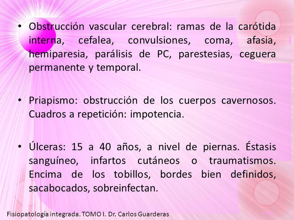 Fisiopatología integrada. TOMO I. Dr. Carlos Guarderas