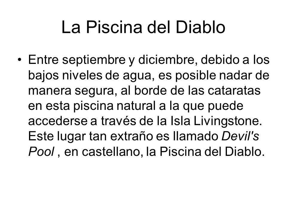 La Piscina del Diablo