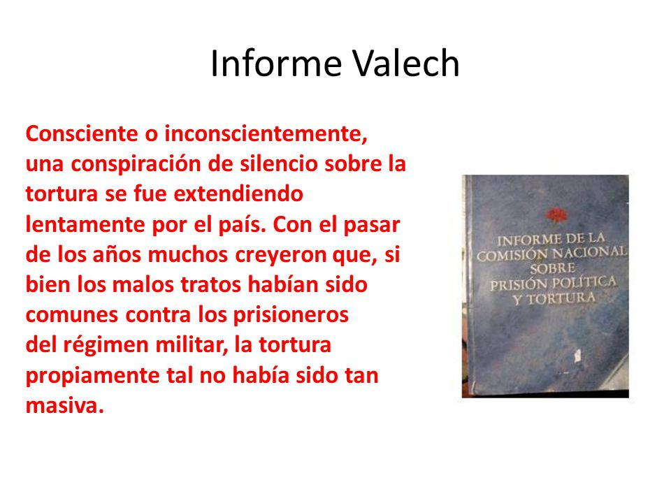 Informe Valech