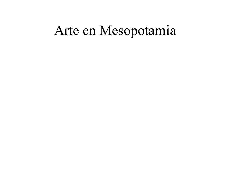 Arte en Mesopotamia