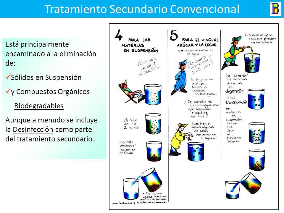 Tratamiento Secundario Convencional