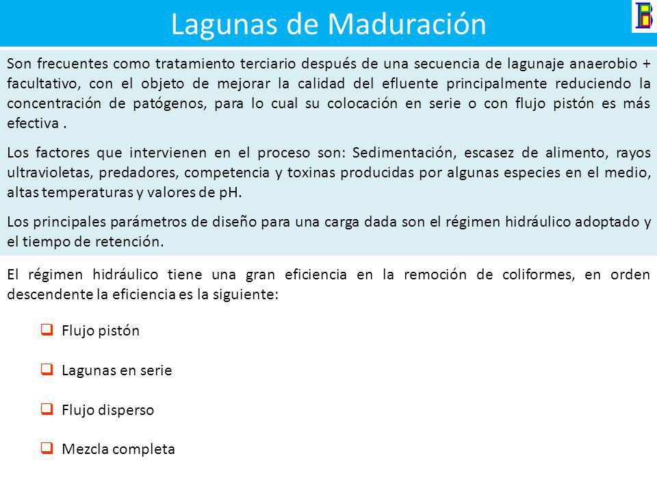 Lagunas de Maduración