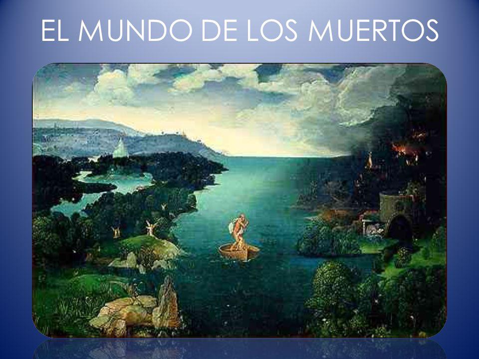 EL MUNDO DE LOS MUERTOS