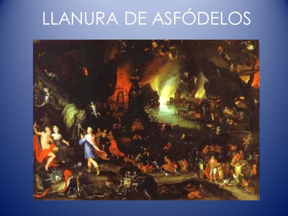 LLANURA DE ASFÓDELOS