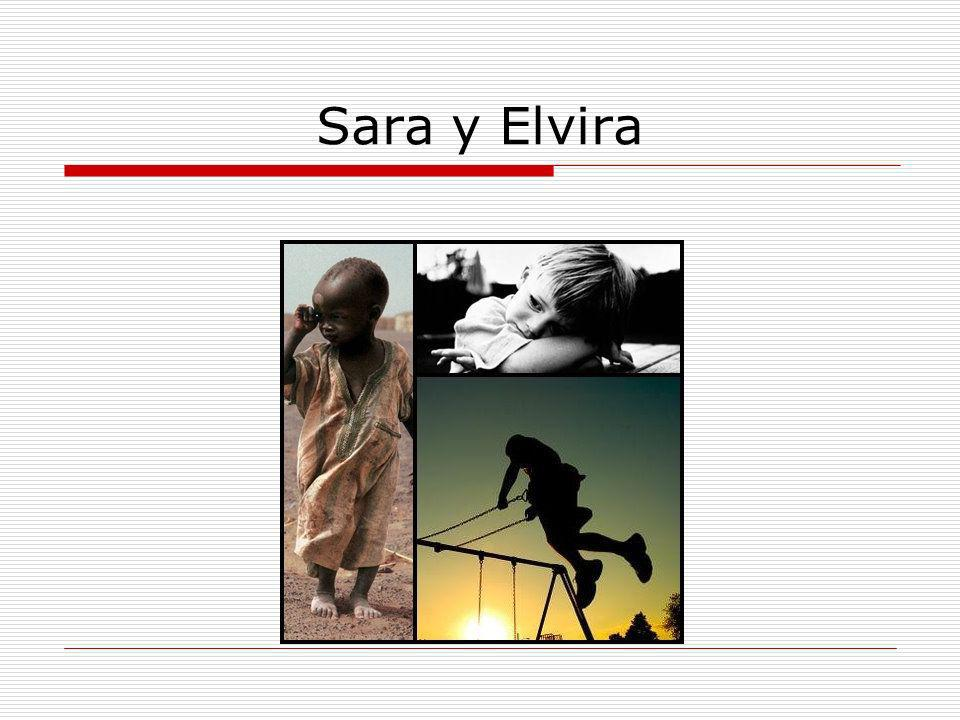 Sara y Elvira