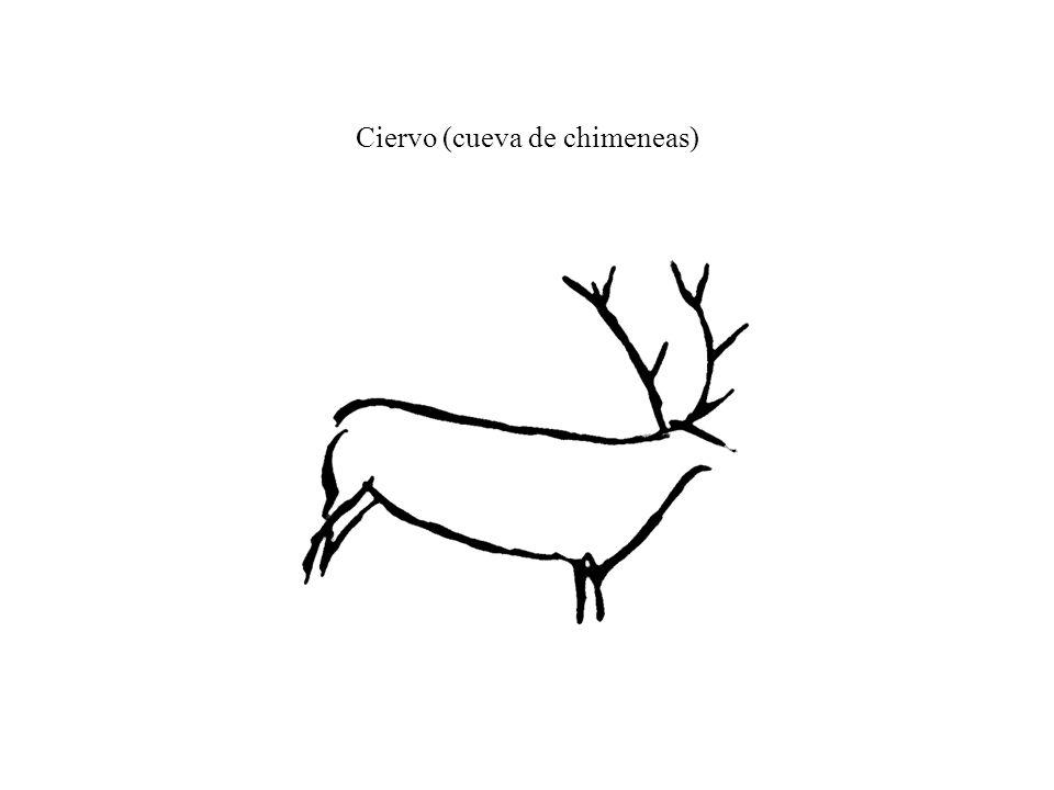 Ciervo (cueva de chimeneas)