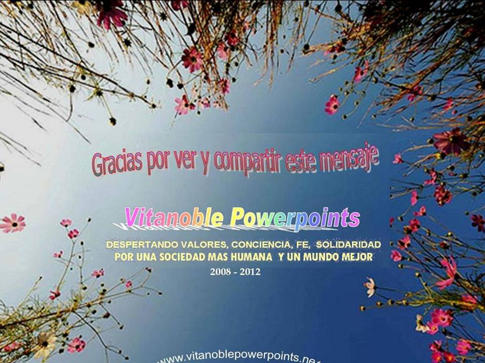 visita: www.Vitanoble Powerpoints