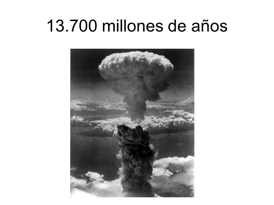 13.700 millones de años