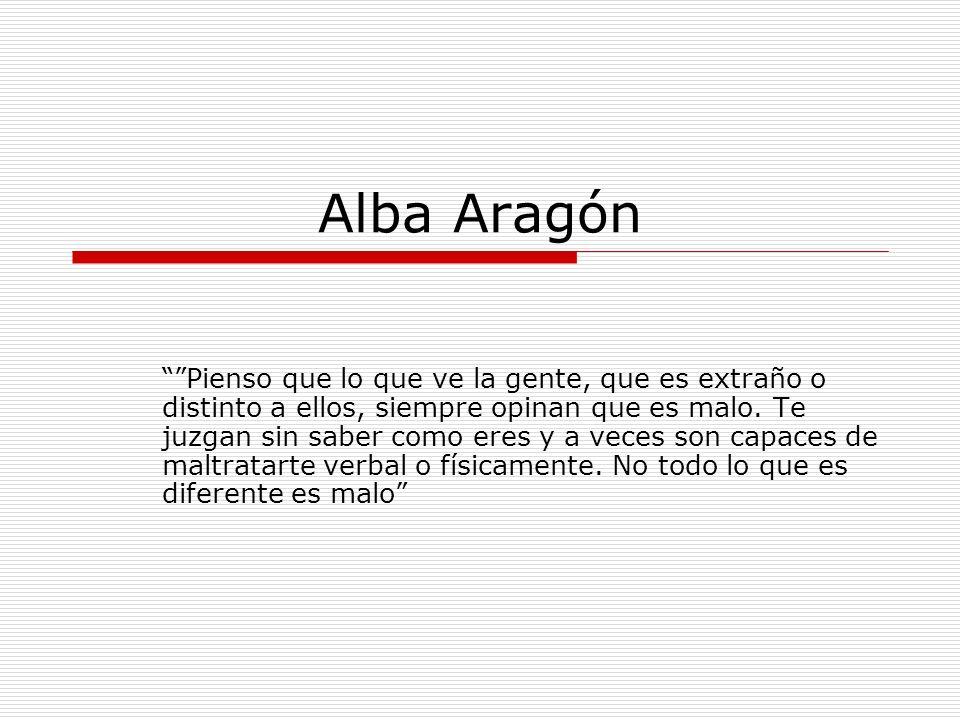 Alba Aragón