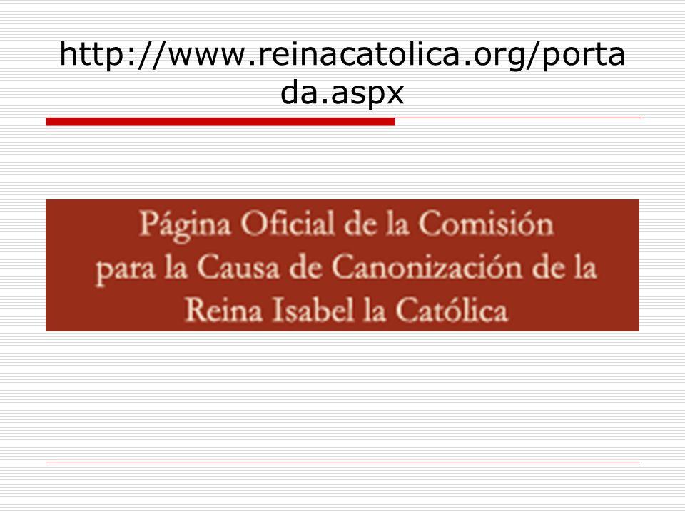 http://www.reinacatolica.org/portada.aspx