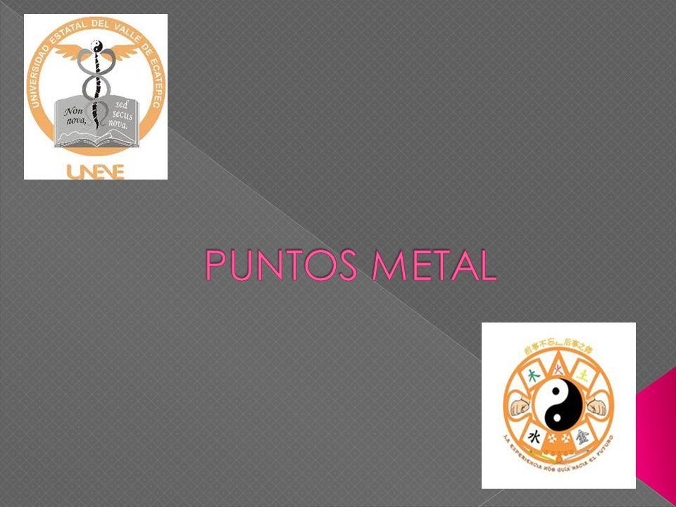 PUNTOS METAL