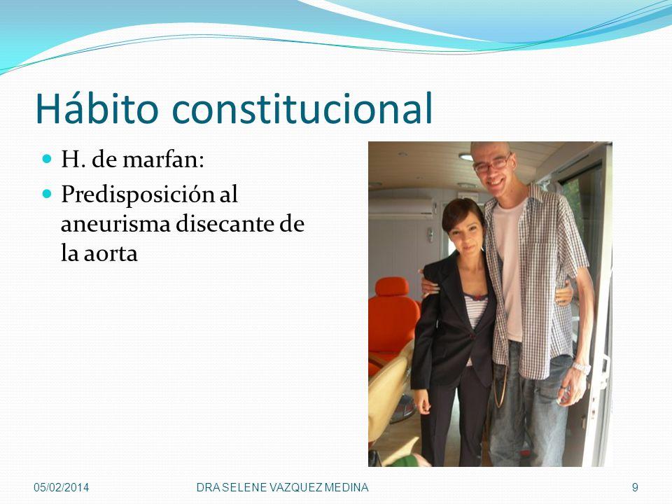 Hábito constitucional