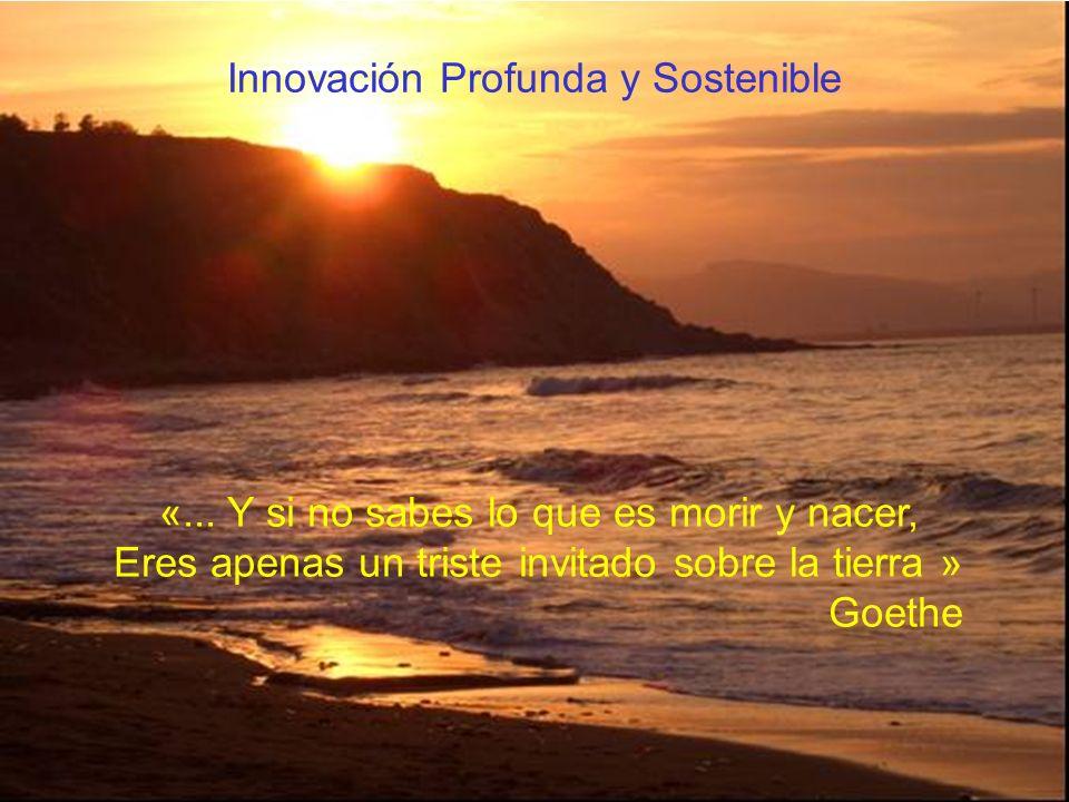 Innovación Profunda y Sostenible