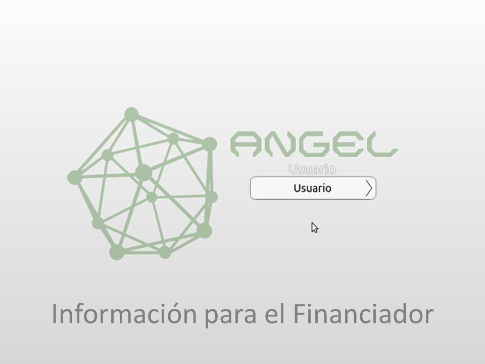 Información para el Financiador