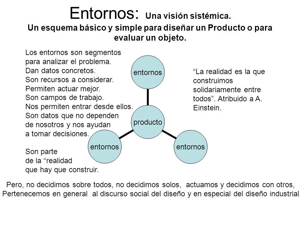 Entornos: Una visión sistémica