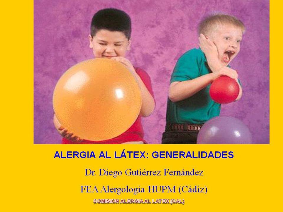 COMISION ALERGIA AL LATEX (CAL)