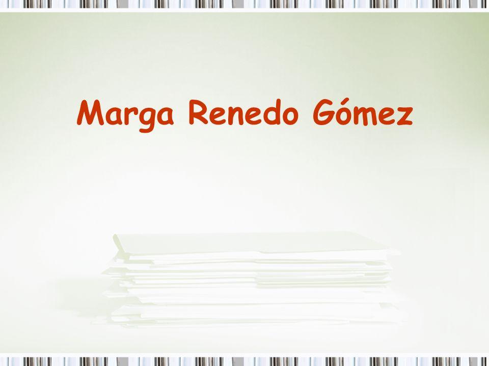 Marga Renedo Gómez