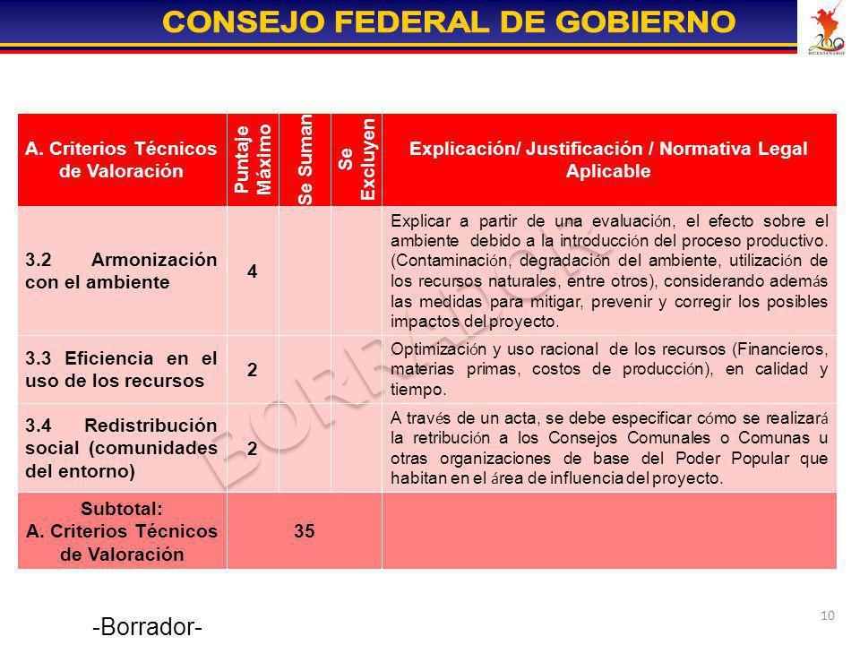 -Borrador- 2 3.4 Redistribución social (comunidades del entorno) 35