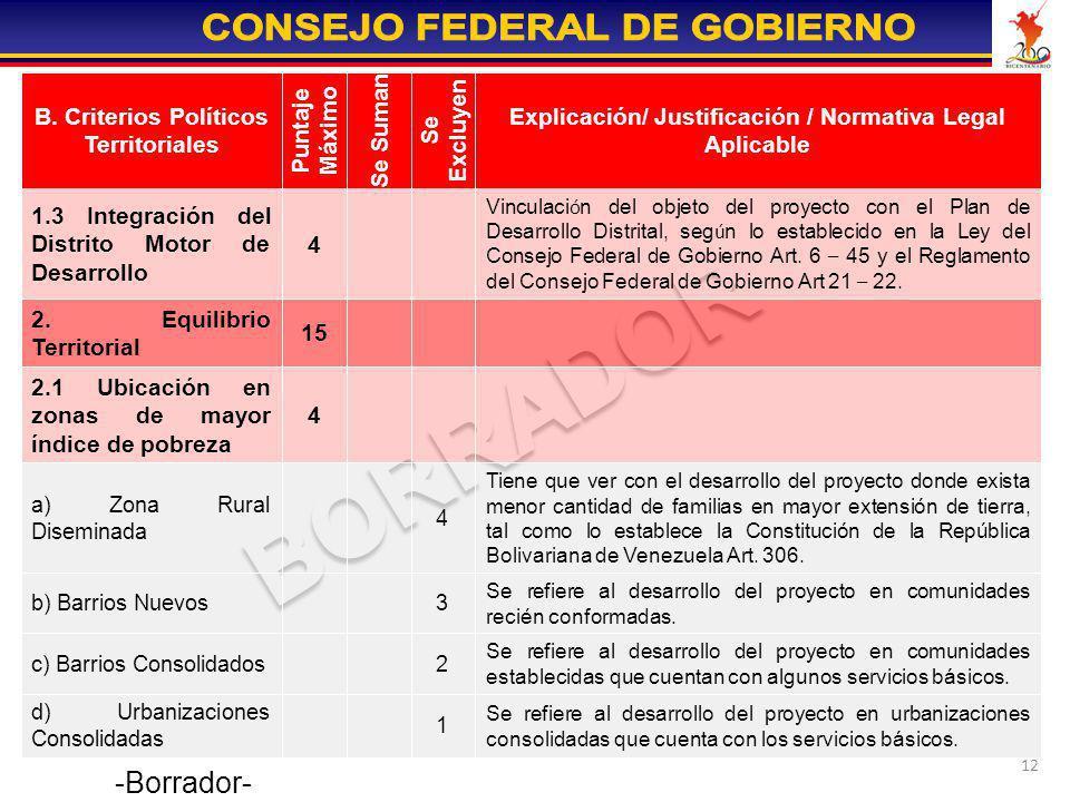 -Borrador- 4 1.3 Integración del Distrito Motor de Desarrollo