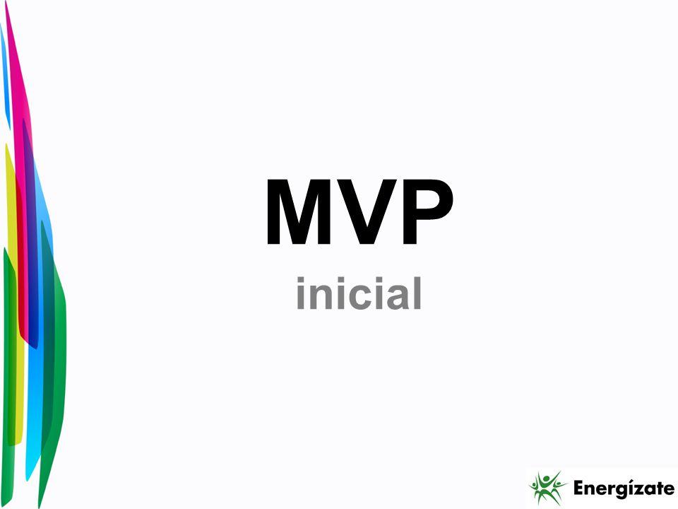 MVP inicial