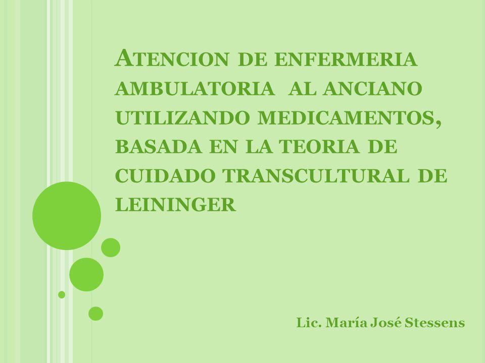 Lic. María José Stessens
