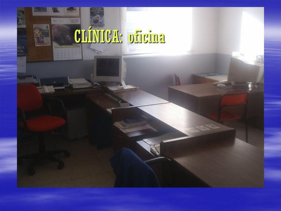 CLÍNICA: oficina