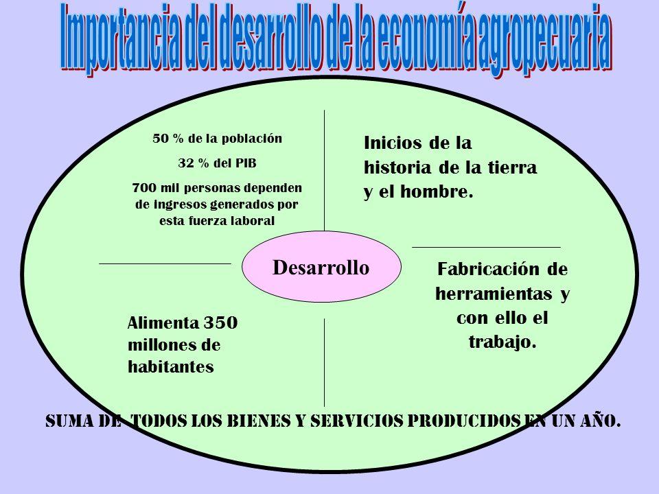 Desarrollo Inicios de la historia de la tierra y el hombre.