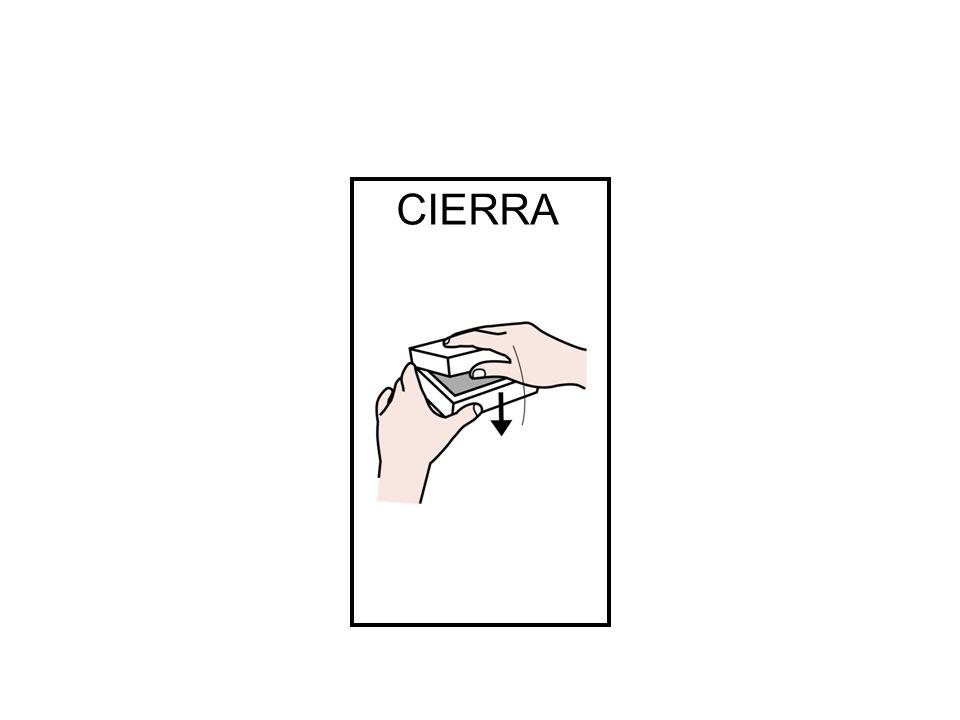 CIERRA
