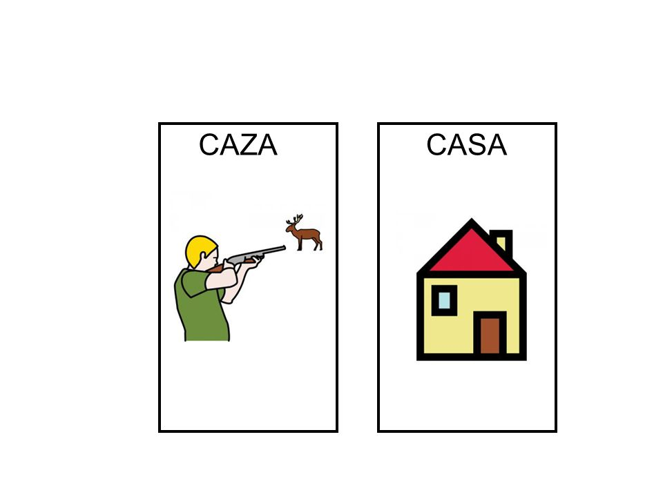 CAZA CASA