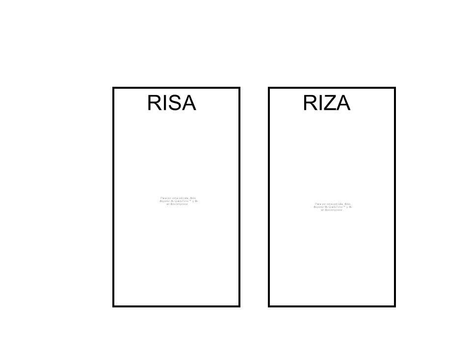 RISA RIZA