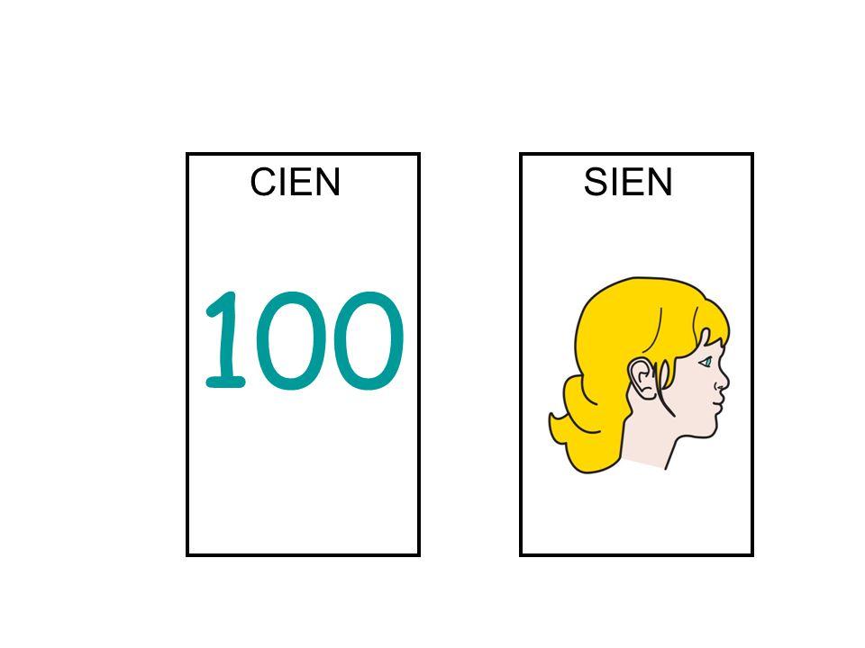 CIEN SIEN 100